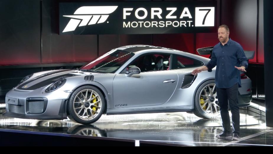 Forza 7 na Xbox One X zapewni grafikę na poziomie PC za kilka tysięcy