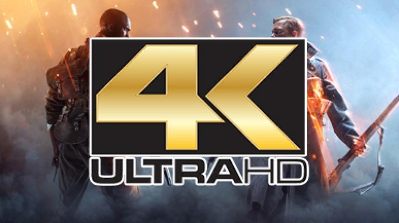Fotorealistyczny Battlefield 1 w rozdzielczości 4K