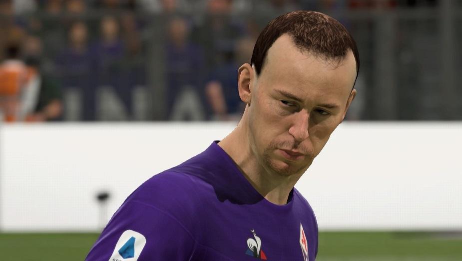 Franck Ribéry zdziwiony odwzorowaniem swojej postaci w FIFIE 20