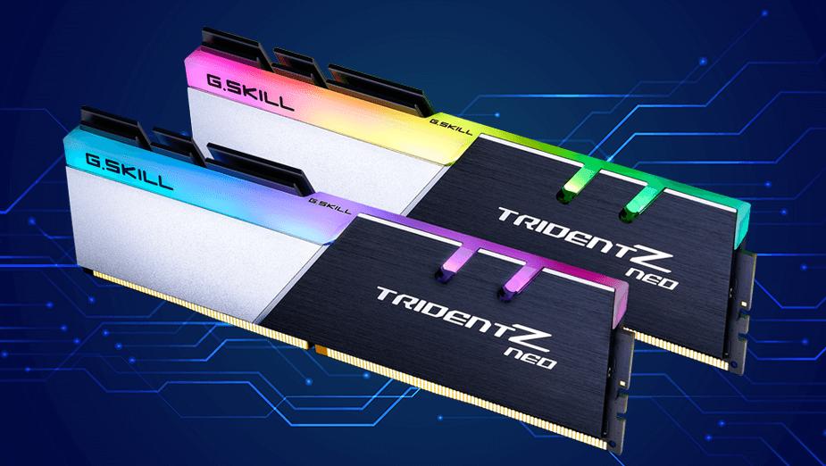 G.SKILL Trident Z Neo. Test zestawu pamięci RAM stworzonego do podkręcania