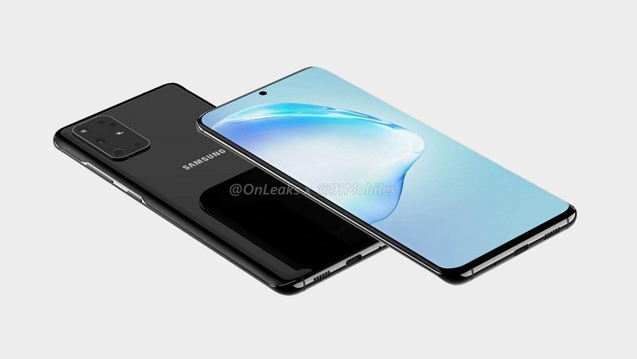 Galaxy S20+ 5G - nadchodzący flagowiec Samsunga zaprezentowany na zdjęciach