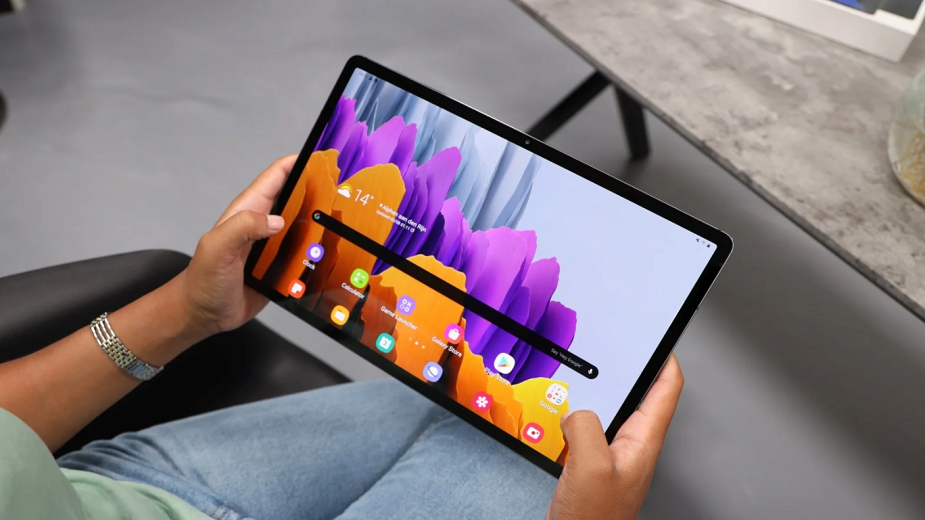 Galaxy Tab S8 - Samsung szykuje model z dużym wyświetlaczem. Kiedy tablety trafią do sprzedaży?