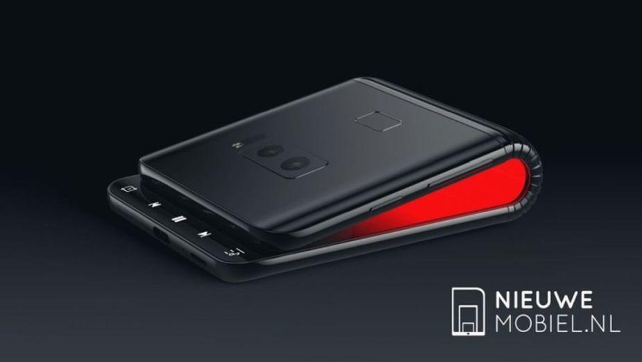 Galaxy X - tak może wyglądać składany smartfon Samsunga