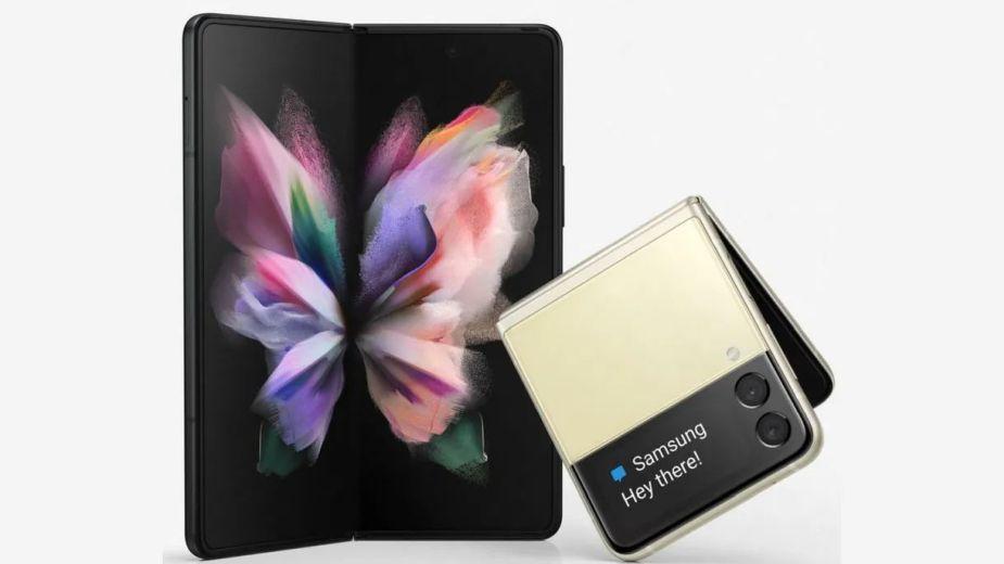 Galaxy Z Fold 3 i Galaxy Z Flip 3 - oficjalne rendery prezentują nowe składane smartfony Samsunga