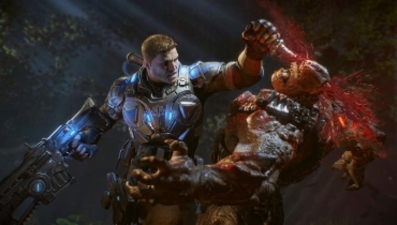 Gears of War 4 dołączane do kart Nvidia GTX 1070 i 1080 - gra otrzyma także lokalny split-screen
