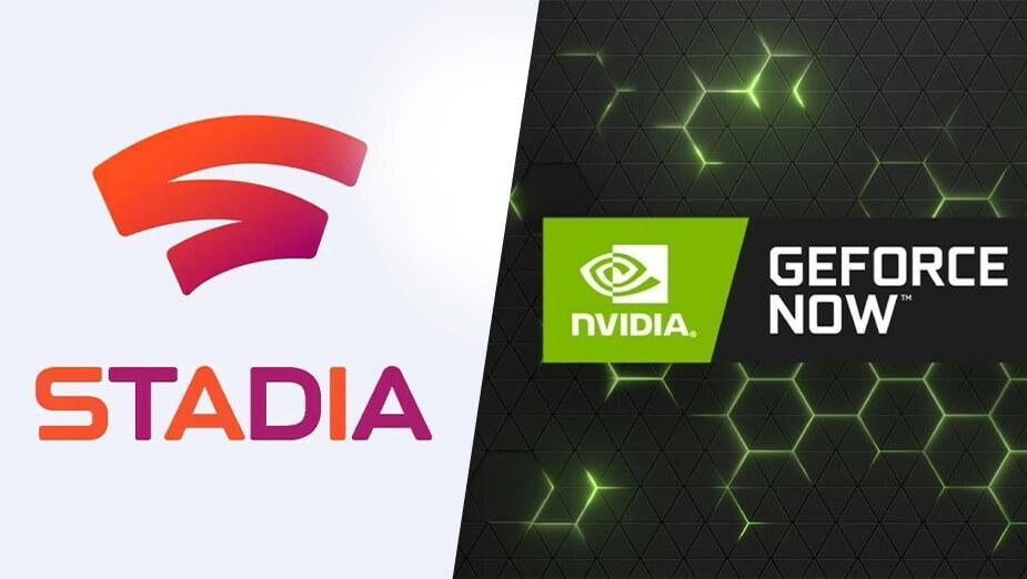 GeForce Now vs Google Stadia – która usługa jest lepsza?