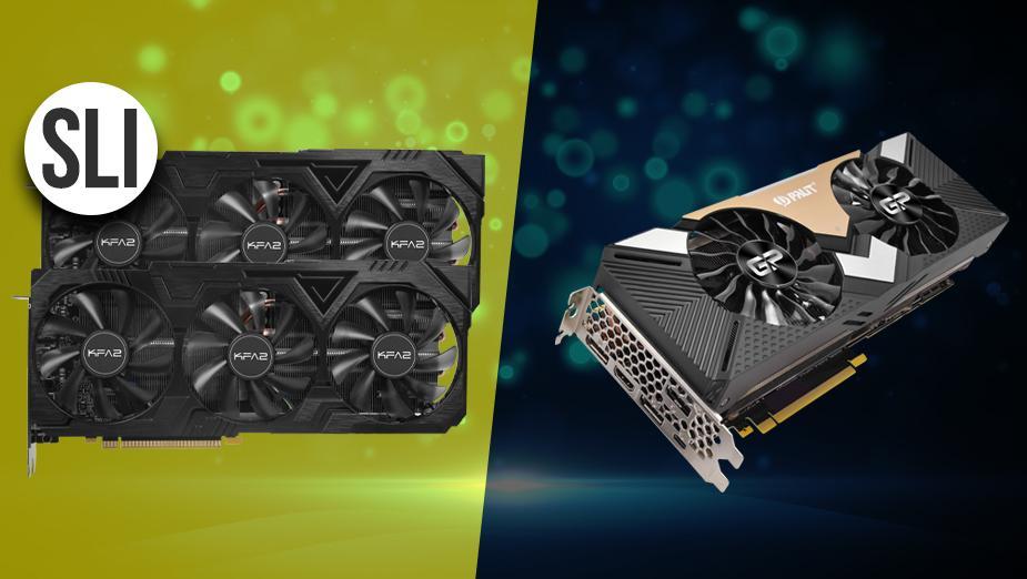 GeForce RTX 2070 SUPER SLI kontra RTX 2080 Ti. Test na platformie LGA 1151