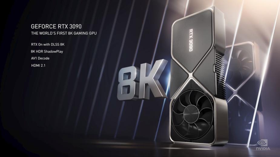 GeForce RTX 3090 to prawdziwa bestia. Wyniki wydajności gier w 8K
