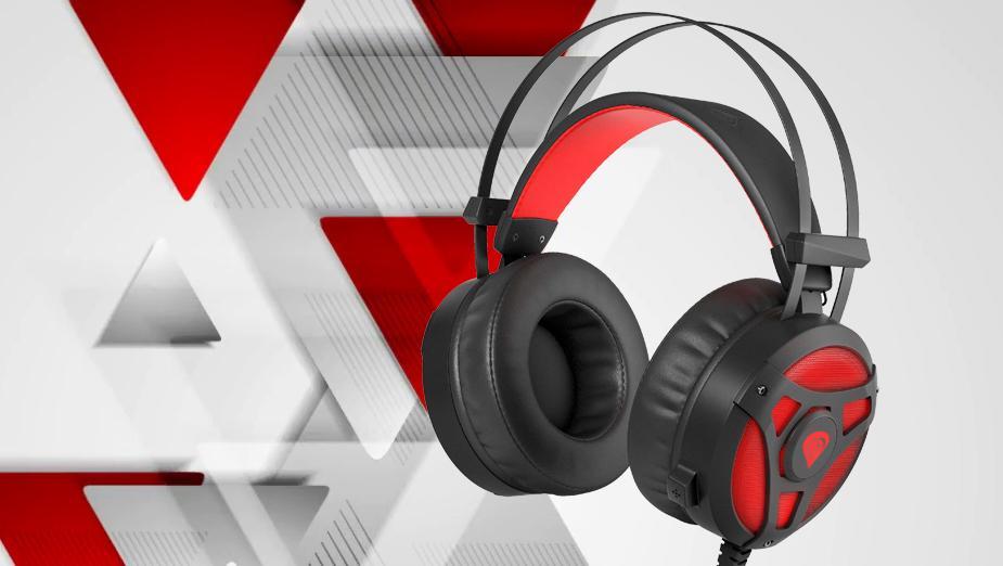 Genesis Neon 360 - recenzja gamingowych słuchawek z wibracjami