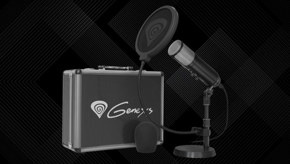 Genesis Radium 600 - test flagowego mikrofonu dla wymagających