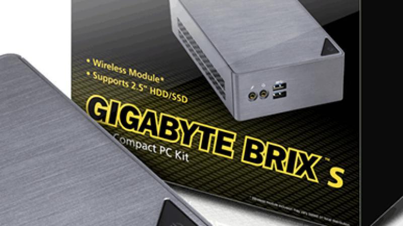 Gigabyte BRIX seria 6000, czyli mini komputery z procesorami Skylake