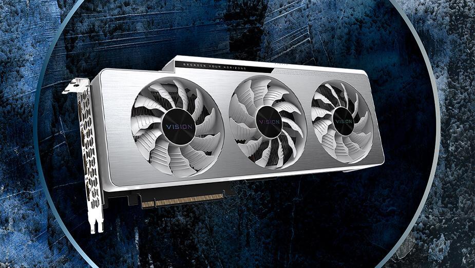 GIGABYTE GeForce RTX 3070 Ti VISION OC 8G. Test karty graficznej o ciekawym wyglądzie