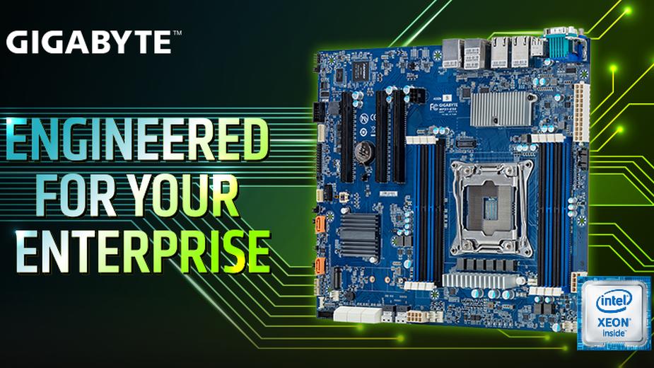 Gigabyte prezentuje płyty główne gotowe na procesory Intel Xeon E-2200