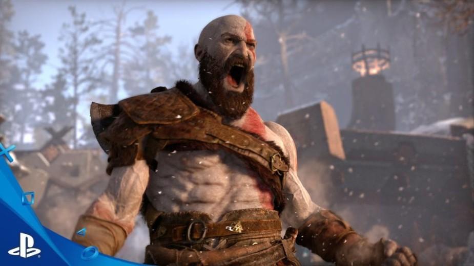 God of War na pierwszym miejscu rankingu sprzedaży w UK