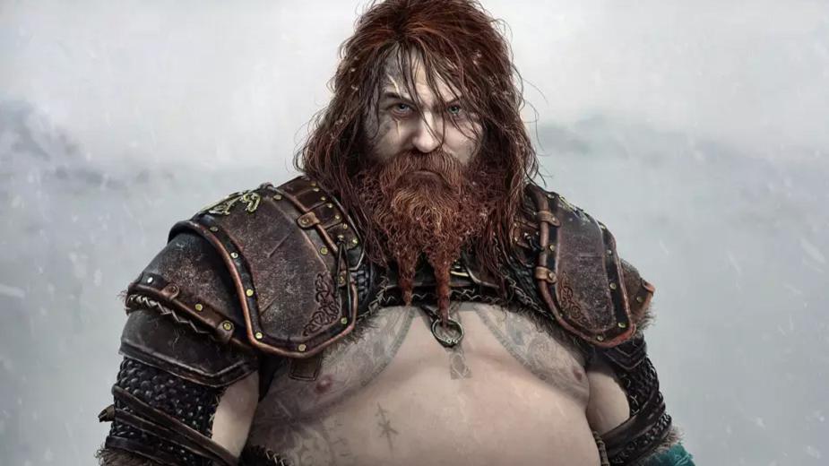 God of War: Ragnarok - twórcy wyjaśniają dlaczego Thor jest gruby i nie wygląda jak ten z filmów