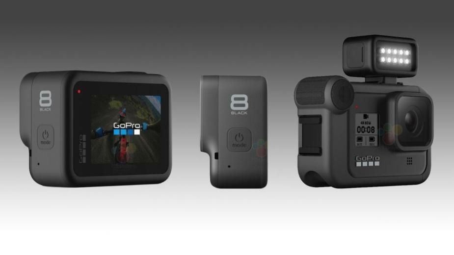 GoPro Hero 8 Black - nowa kamera akcji zaprezentowana oficjalnie