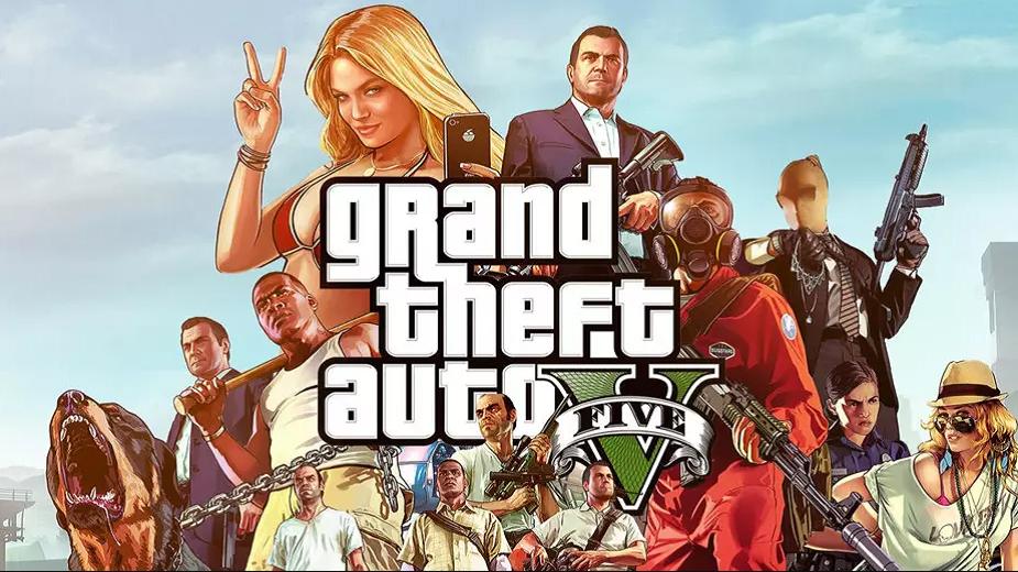 Popularność Grand Theft Auto V nie słabnie. Gra osiąga kolejny kamień milowy