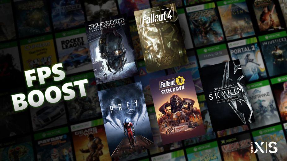 Gry Bethesdy ze wsparciem dla FPS Boost na nowych Xboxach