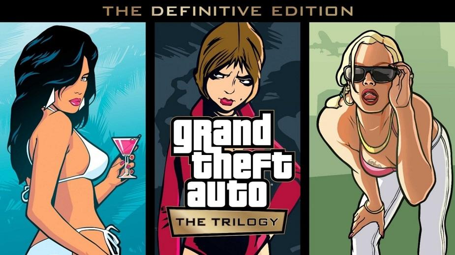 GTA: The Trilogy The Definitive Edition oficjalnie. Rockstar Games zapowiada remaster trylogii