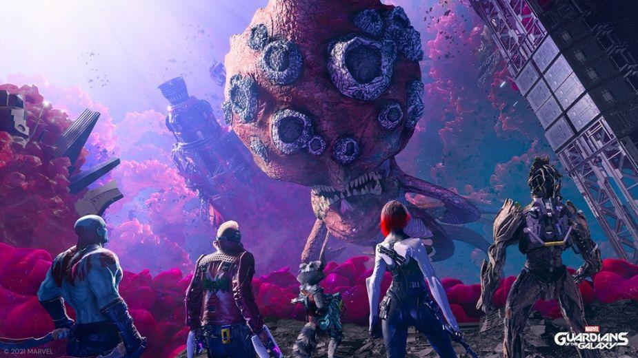 Guardians of the Galaxy od twórców Deus Ex już w październiku