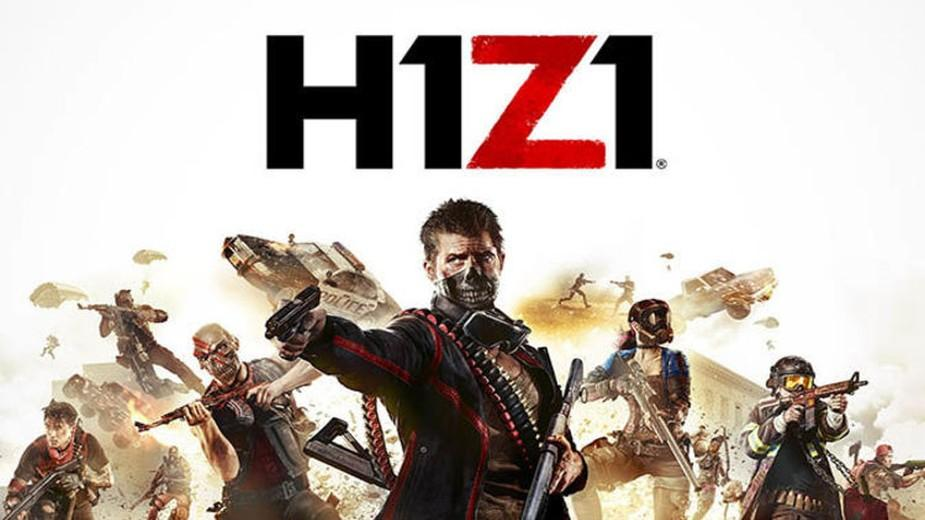 H1Z1 w wersji na PlayStation 4 przyciągnęło mnóstwo graczy