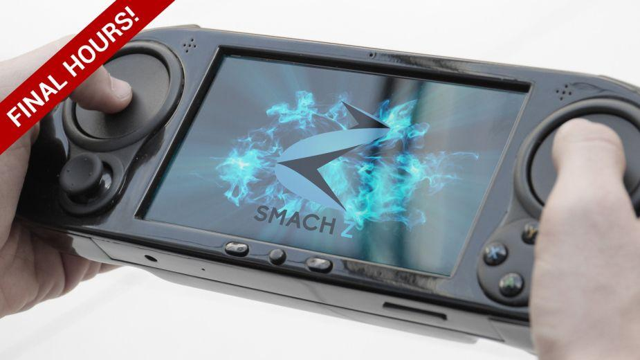 Handheld Smach Z z finalną specyfikacją, Ryzen V1605B na pokładzie
