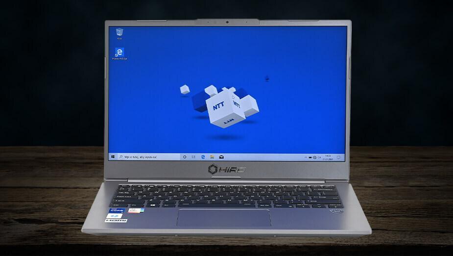 HIRO B1405 - test ultramobilnego ultrabooka na platformie Intel Tiger Lake