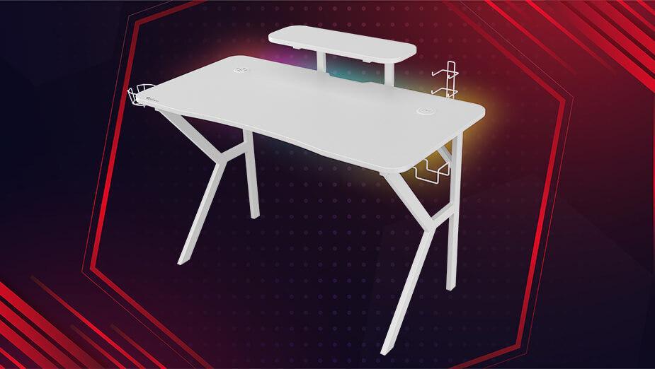 HOLM 320 RGB - testujemy nowe biurko dla graczy i nie tylko