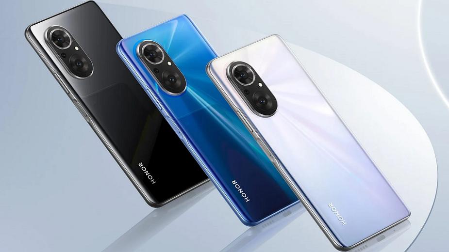Honor 50, Honor 50 Pro i Honor 50 SE oficjalnie zaprezentowane. Smartfony otrzymają usługi Google