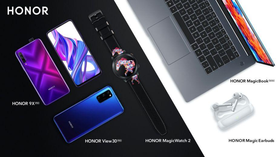 Honor 9X Pro i Honor View 30 Pro doczekały się globalnej premiery