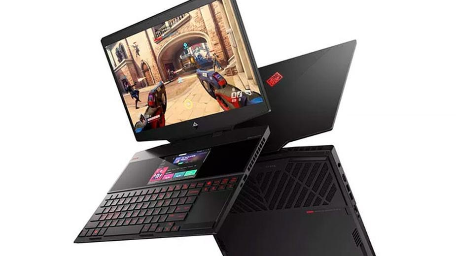 HP Omen X 2S - pierwszy gamingowy laptop z dwoma ekranami