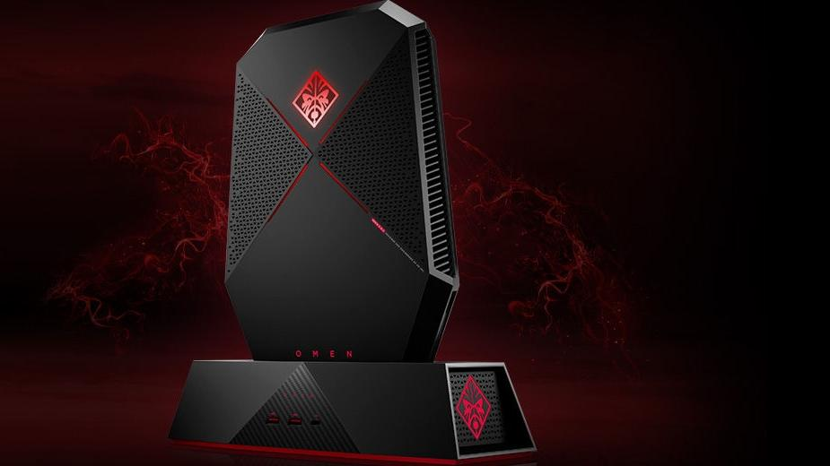 HP Omen X Compact Desktop - plecak pod VR i komputer stacjonarny w jednym