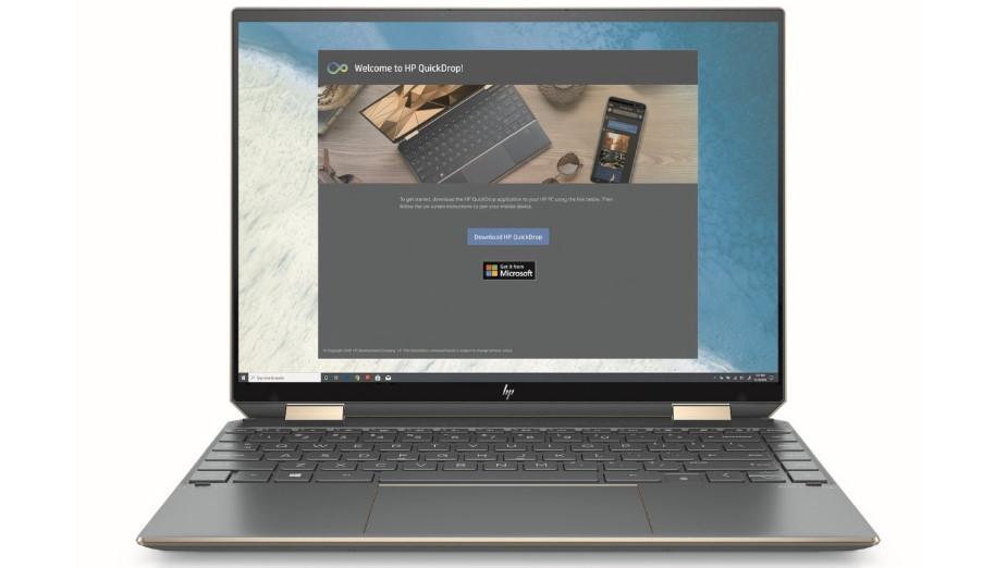 HP prezentuje nową wersję laptopa Spectre x360 14 z ekranem OLED w formacie 3:2