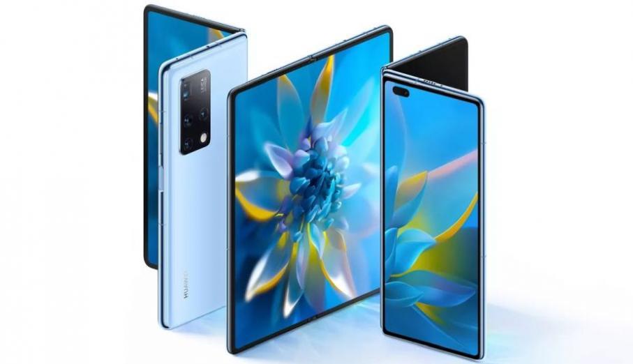 Huawei Mate X2 - składany flagowiec oficjalnie. Dużo zmian i cena, która zwala z nóg