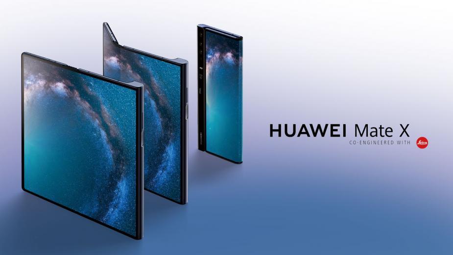 Huawei Mate X - kolejny składany smartfon oficjalnie. Cena powala