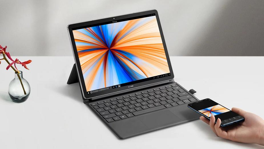 Huawei MateBook E 2019. Nowy tablet z systemem Windows 10