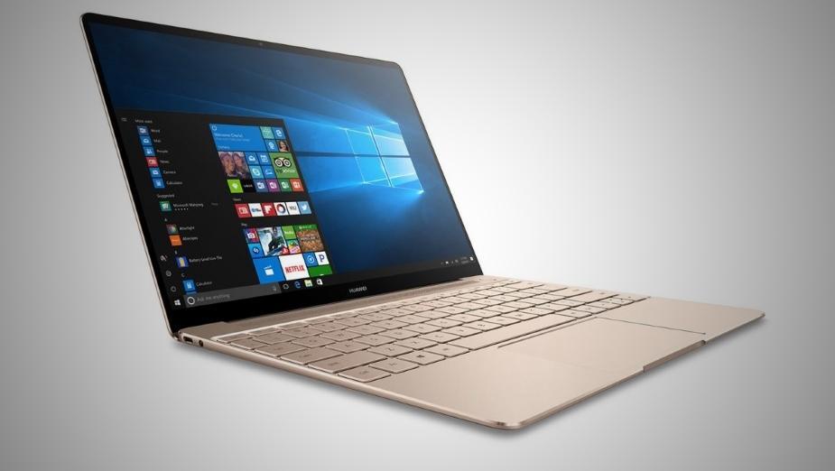 Huawei MateBook X – odpowiedź na MacBook Air i Surface Laptop