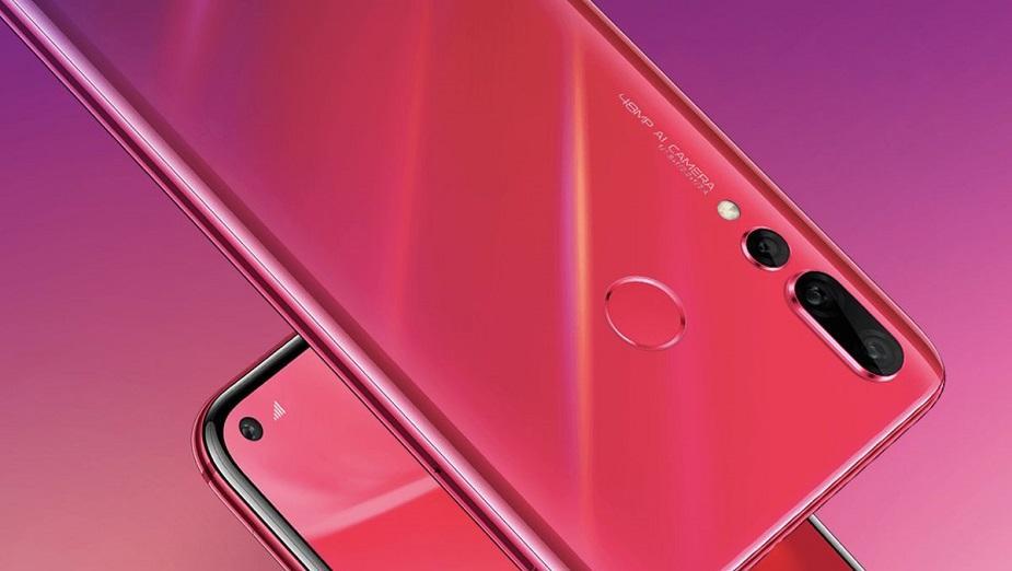 Huawei Nova 4. Poznaliśmy specyfikację i ceny smartfona