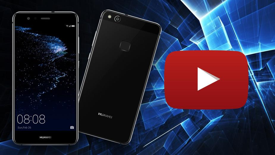 Huawei P10 Lite - Unboxing