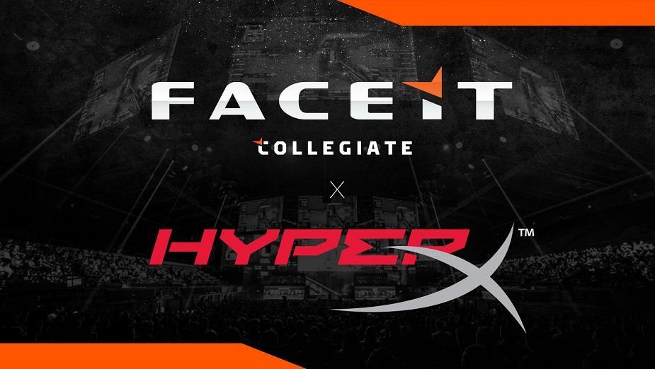 HyperX pierwszym sponsorem FACEIT Collegiate Leagues