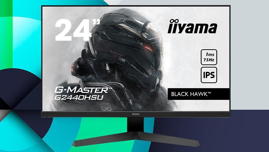 iiyama G-Master G2440HSU-B1 Black Hawk - test taniego monitora IPS dla graczy