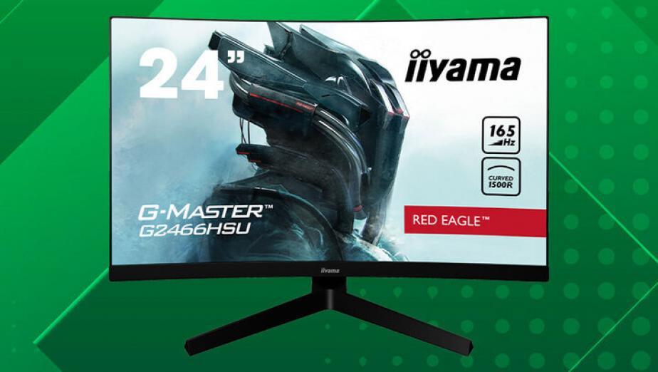iiyama G-Master G2466HSU Red Eagle - test 24-calowego monitora Full HD VA 165 Hz w niskiej cenie