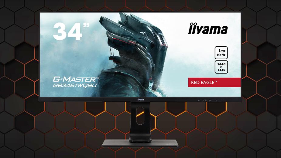 iiyama G-Master GB3461WQSU Red Eagle - test gamingowego monitora 21:9