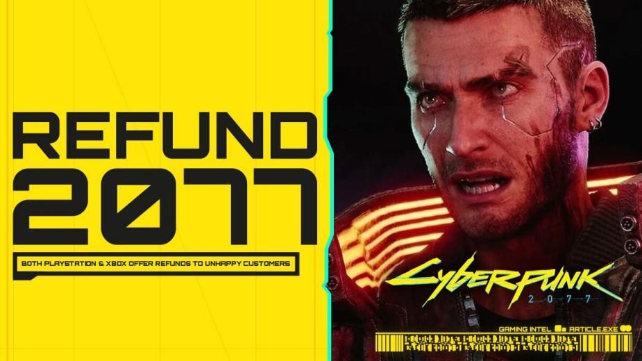 Ile zwrócono egzemplarzy Cyberpunk 2077? Nie tak dużo, jak się wszystkim wydaje...
