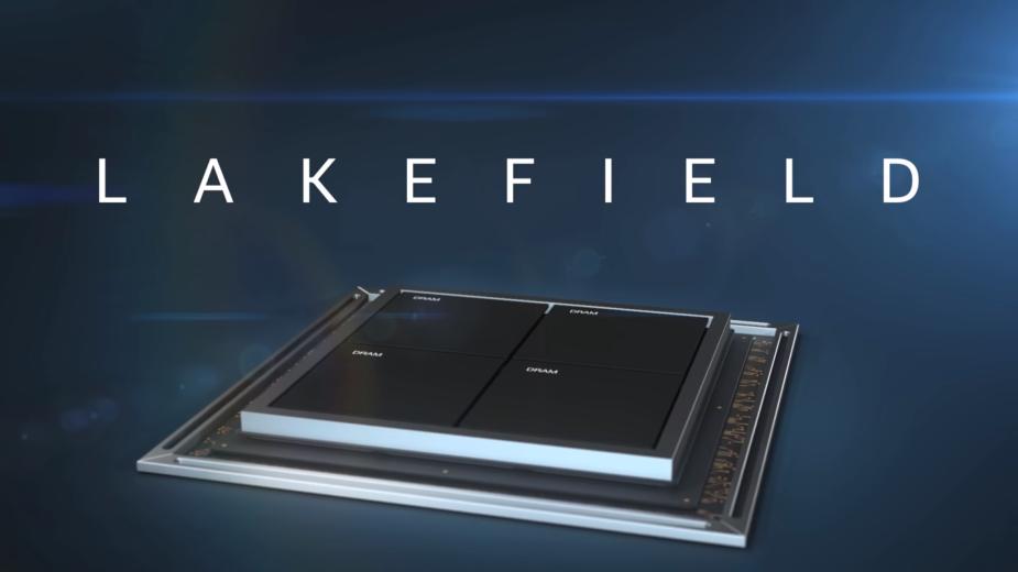 Intel zwiastuje hybrydowy układ Lakefield, korzysta z technologii Foveros