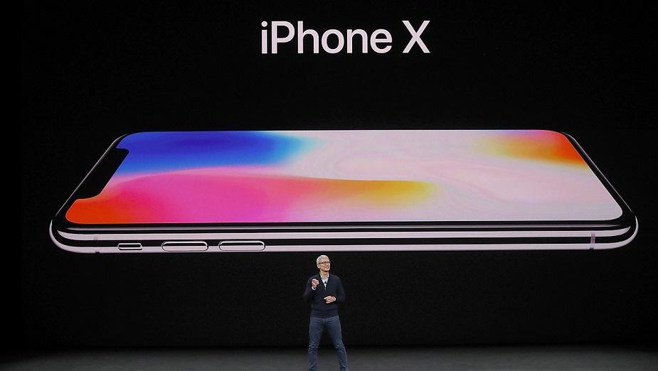 iPhone X zdetronizował konkurencję w bieżącym roku