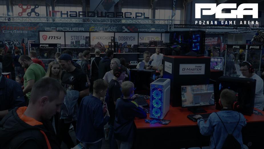 ITHardware zaprasza na Poznań Game Arena 2019