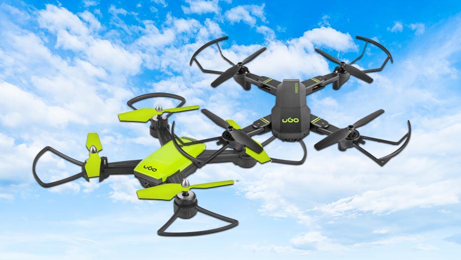 Jaki dron do 300 zł - test uGo Sirocco oraz Mistral 2.0
