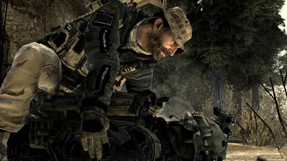 Kapitan Price powróci w przyszłym roku w Call of Duty: Modern Warfare 4?