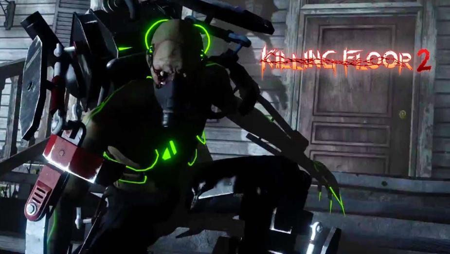 Killing Floor 2 jednak w natywnym 1800p na Xbox One X